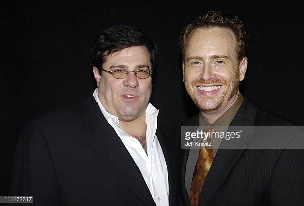 Andy Fickman of Reefer Madness with Robert Greenblatt Showtime President of Entertainment
