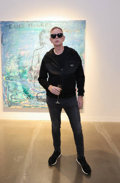 """GBR: """"Georg Oskar: Pain Thing"""" Private View At JD Malat Gallery"""