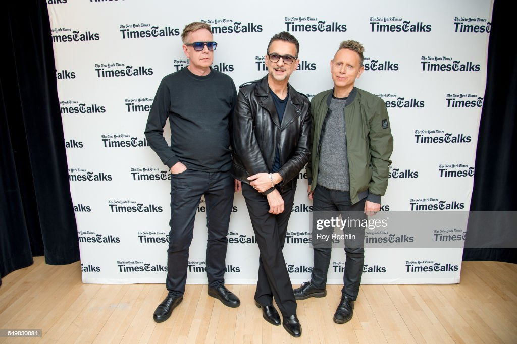 Bevorzugt TimesTalks Presents Depeche Mode Photos and Images | Getty Images LE86