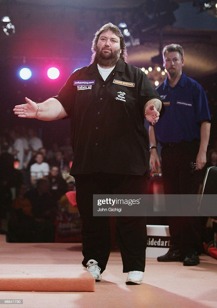 BDO World Darts Championships at Lakeside : News Photo