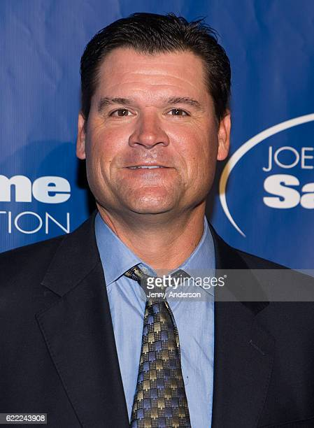 Andy Fox attends 14th Annual Joe Torre Safe At Home Foundation Celebrity Gala at Cipriani 25 Broadway on November 10 2016 in New York City