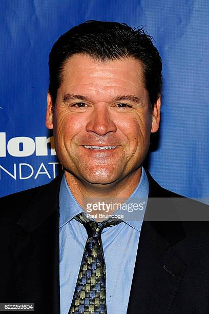 Andy Fox attends the Joe Torre Safe At Home Foundation's 14th Annual Celebrity Gala at Cipriani 25 Broadway on November 9 2016 in New York City