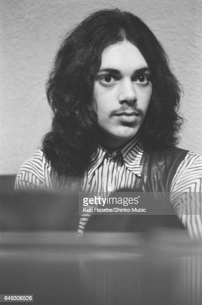 Andy Fraser is interviewed at the Japanese Restaurant April 1970