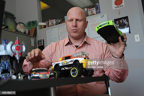 Andy Friess who heads the US office of Toy State the Hong Kong maker of remote control parts used in toy cars Transformers etc
