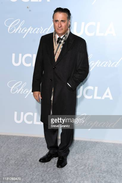 Andy García attends the 2019 Hollywood For Science Gala at Private Residence on February 21, 2019 in Los Angeles, California.