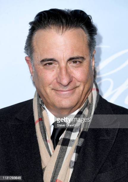 Andy García attends the 2019 Hollywood For Science Gala at Private Residence on February 21 2019 in Los Angeles California