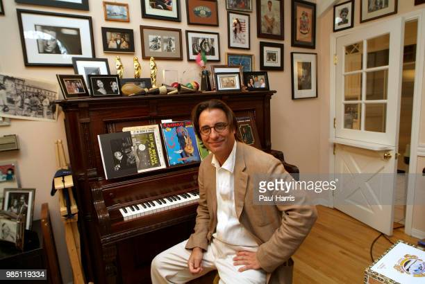 Andy Garcia a Cubanborn actor photographed in his former home which he now uses as his office The 'Ocean's 12' actor's latest project is 'The Lost...