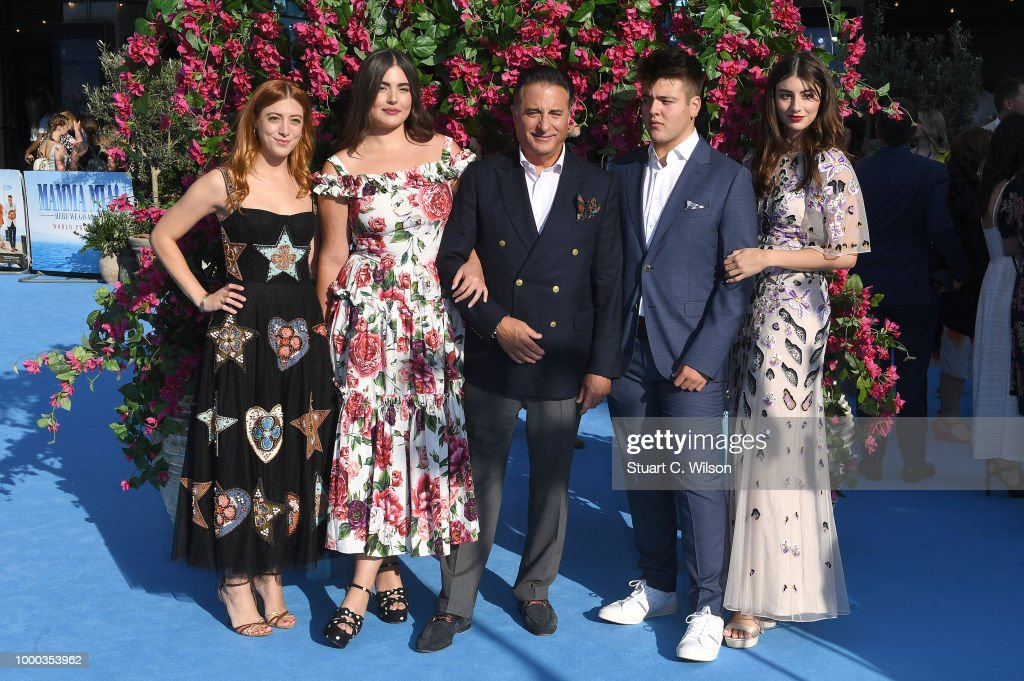 Mamma Mia! Here We Go Again World Premiere : News Photo