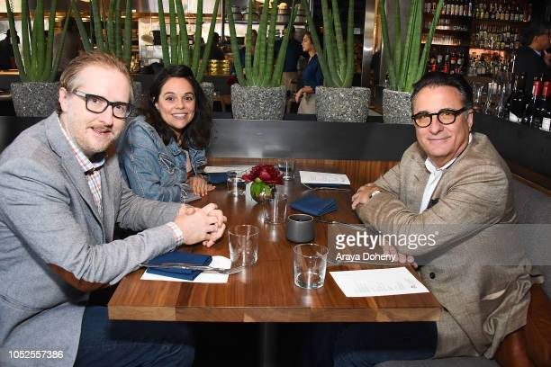 Andy Garcia attends Communities In Schools LA 'Lunch With a Leader' on October 19 2018 in West Hollywood California