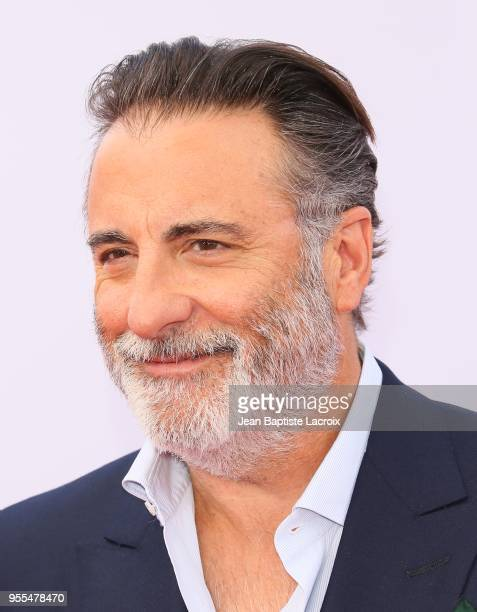 Andy Garcia attends the premiere of 'Book Club' on May 06 2018 in Westwood California