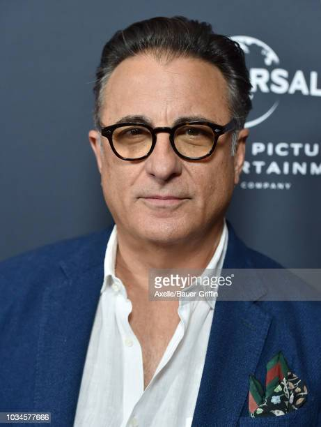 Andy Garcia attends Universal Pictures Home Entertainment Content Group's 'Loving Pablo' special screening at The London West Hollywood on September...