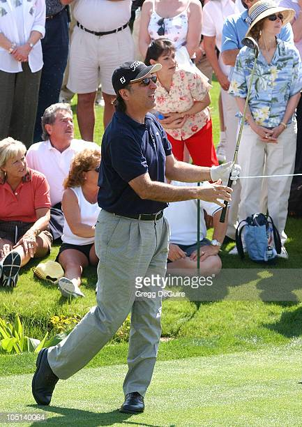 Andy Garcia during 5th Annual Michael Douglas And Friends Celebrity Golf Tournament Presented By Lexus and Izod To Benefit The Motion Picture...