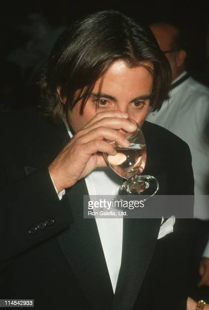 Andy Garcia during Benefit for the Linda Ray Childrens Center February 19 1994 at Radisson Miami Hotel in Miami Florida United States