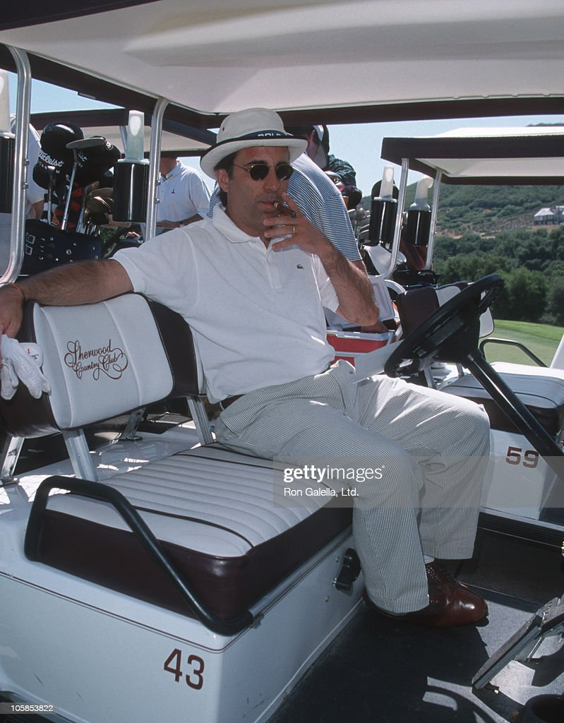 Andy Garcia during Casey Lee Ball Classic Charity Golf Tournament at Lake Sherwood Country Club in Westwood, California, United States.