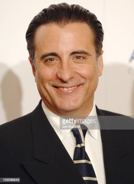 Andy Garcia during Fifth Annual AdoptAMinefield at Beverly Hilton Hotel in Los Angeles California United States