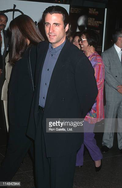 Andy Garcia during 'Mystery of Rampo' Hollywood screening May 9 1995 at Directors Guild Theater in Hollywood California United States