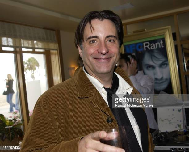 Andy Garcia during The 17th Annual IFP/West Independent Spirit Awards IFC Entertainment After Party at Shutters on the Beach in Santa Monica...
