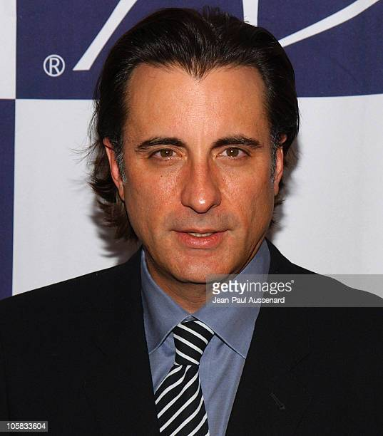Andy Garcia during The 2003 Rising Stars Gala Presented by Big Brothers Big Sisters of Los Angeles at Century Plaza Hotel in Century City California...
