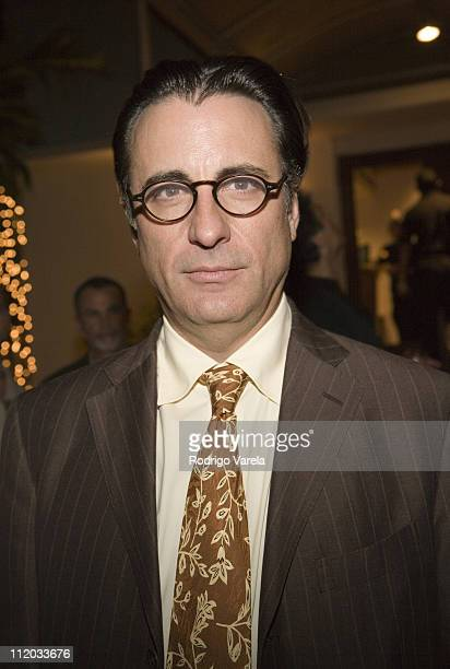 Andy Garcia during 'The Lost City' Friends and Family at Oriente at Cardozo Hotel in Miami Beach Florida United States