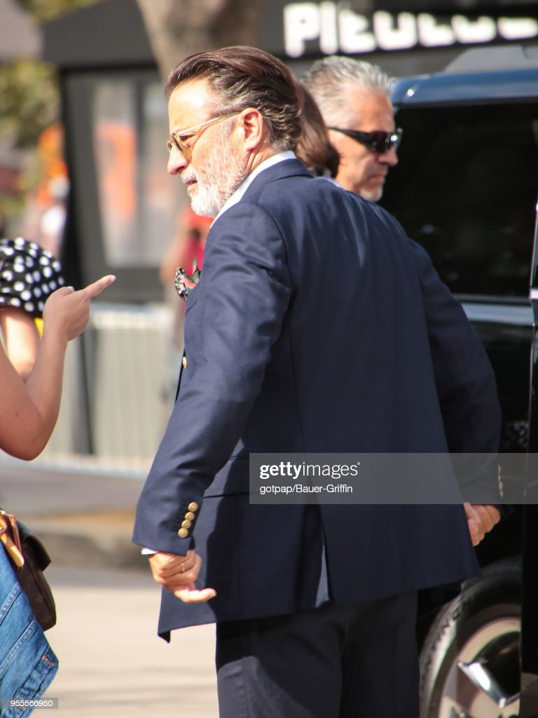 Celebrity Sightings In Los Angeles - May 06, 2018 : News Photo