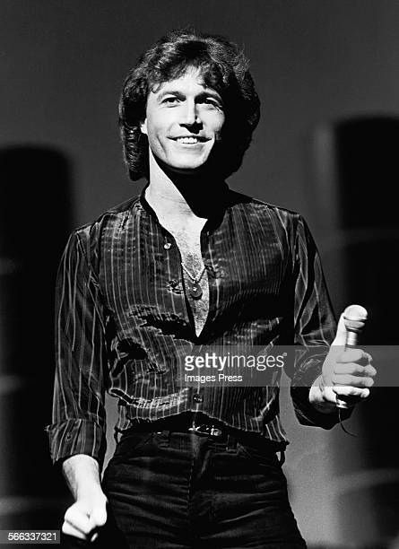 Andy Gibb circa 1982 in New York City