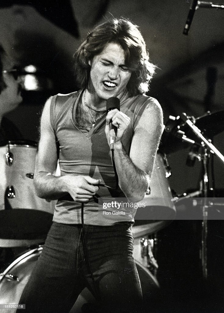 Andy Gibb during A Gift of Song UNICEF Concert rehersals - January 9, 1979 at UN in New York City, New York, United States.