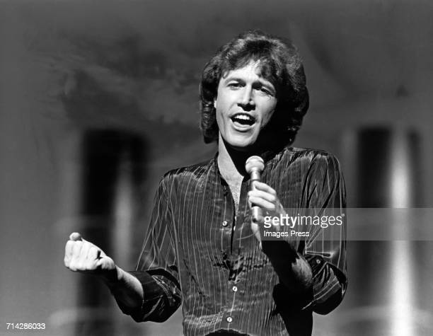 Andy Gibb in concert circa 1982 in New York City