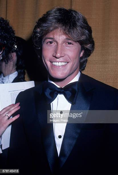Andy Gibb of the Bee Gees circa 1981 in New York City