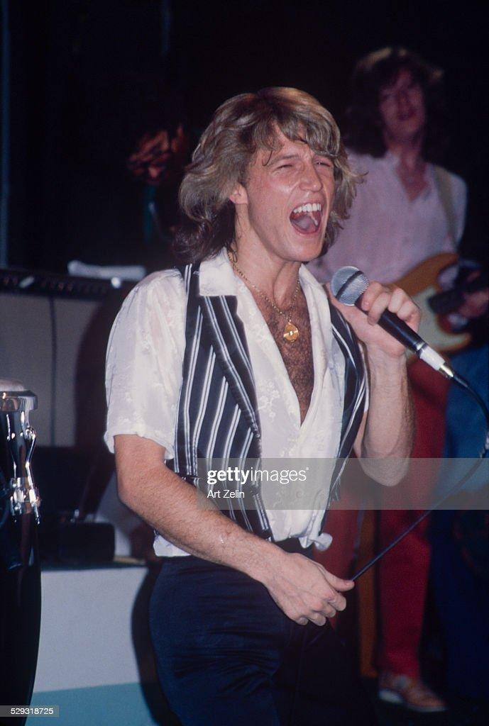 Andy Gibb : Nachrichtenfoto