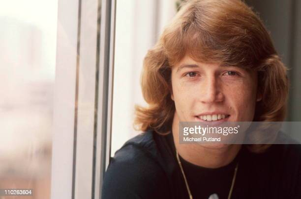 Andy Gibb portrait USA 1978