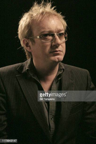 Andy Gill lead guitarist for Gang of Four photographed in New York CitynSeptember 15 2005 in New York City