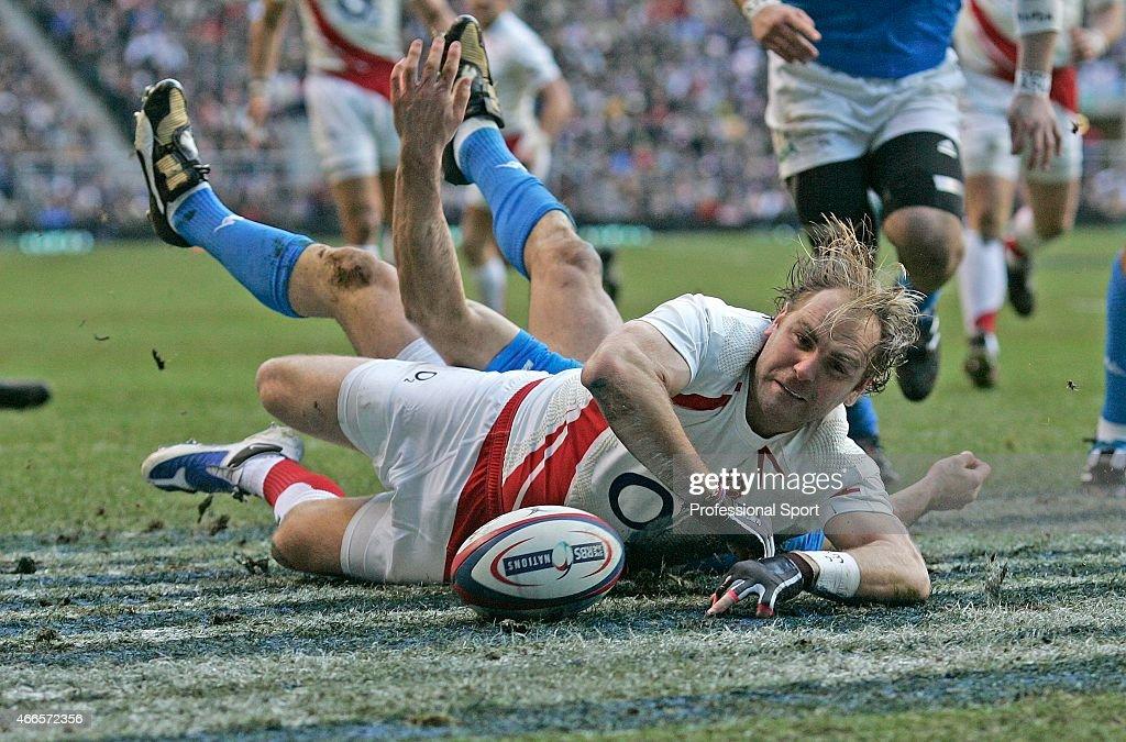 England v Italy - RBS 6 Nations : News Photo