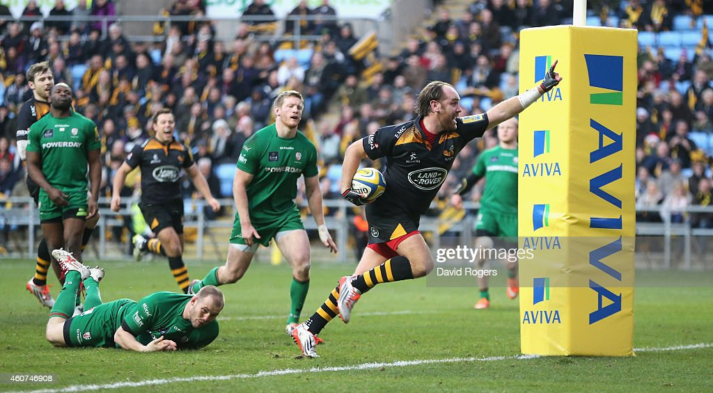 Wasps v London Irish - Aviva Premiership