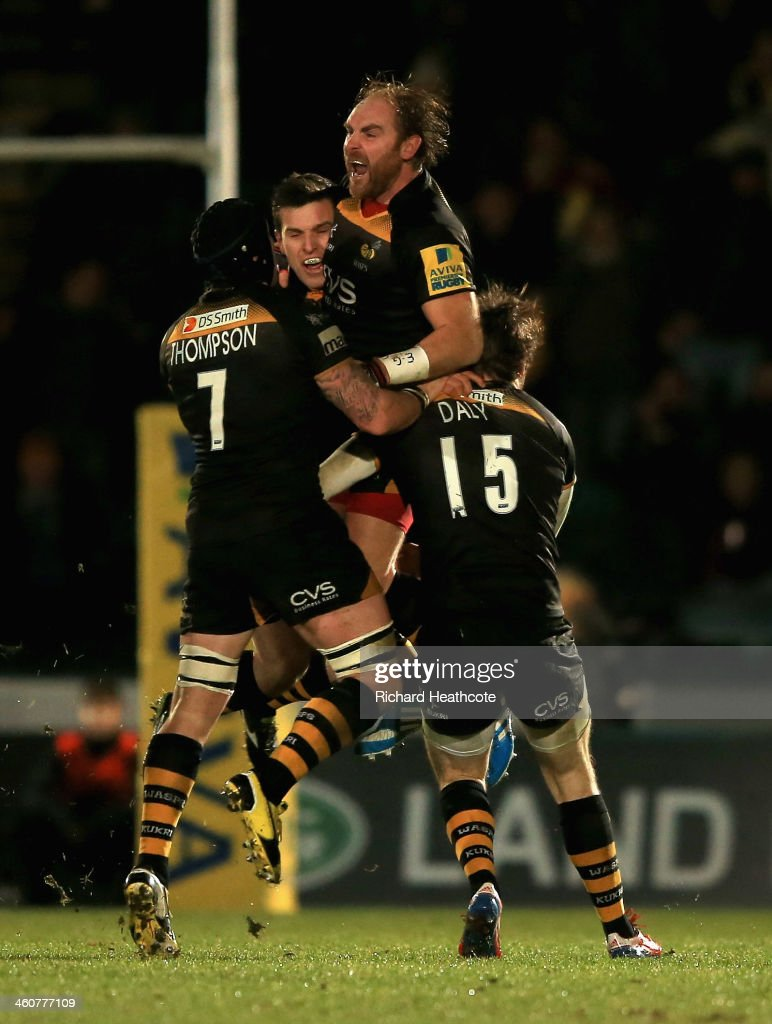 London Wasps v Exeter Chiefs - Aviva Premiership
