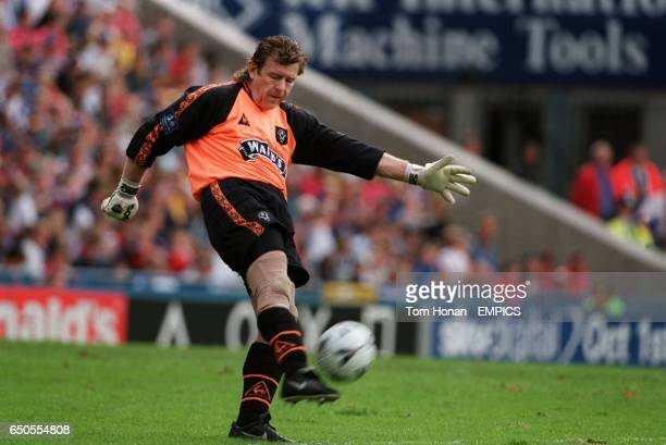 Andy Goram Sheffield United goalkeeper
