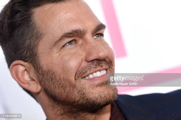 Andy Grammer attends the premiere of Lionsgate's 'Five Feet Apart' at Fox Bruin Theatre on March 07 2019 in Los Angeles California