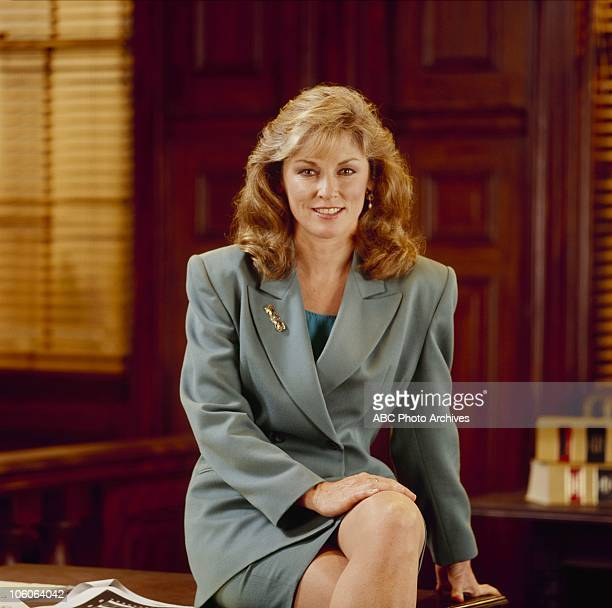 MATLOCK Andy Griffith and Brynn Thayer Gallery Shoot date November 24 1992 BRYNN