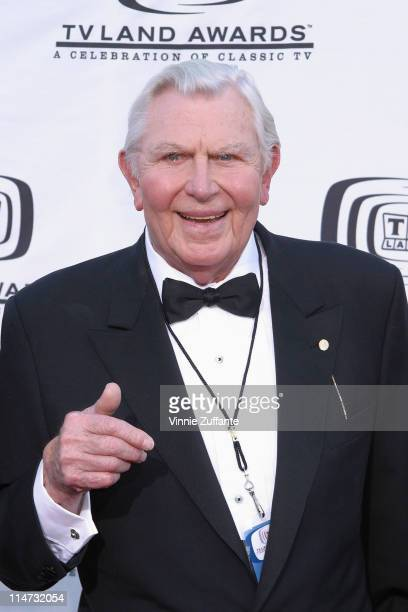 Andy Griffiths 2004 Nick At Nite TV Land Awards - Arrivals Pantages Theatre Hollywood California 03/06/04.