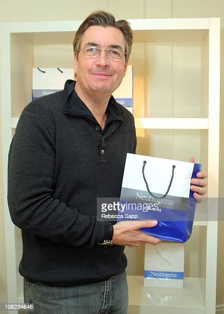 Andy Harries at Neutrogena during 2007 Park City Luxury Lounge Day 6 at Main Street in Park City Utah United States