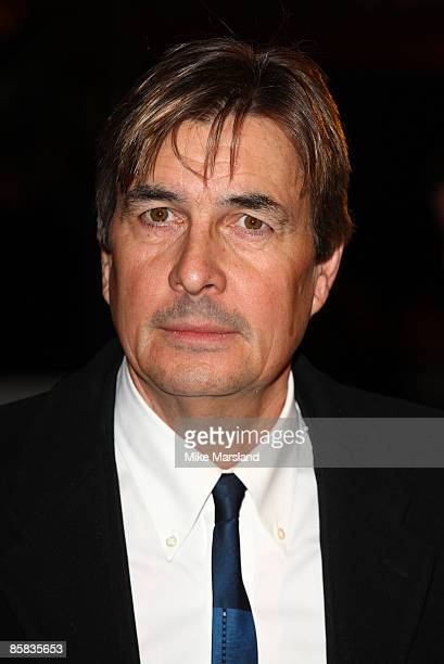 Andy Harries attends the UK premiere of 'The Damned Utd' at Vue West End on March 18 2009 in London England
