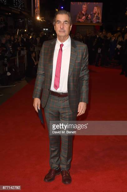 Andy Harries attends the World Premiere of season 2 of Netflix 'The Crown' at Odeon Leicester Square on November 21 2017 in London England