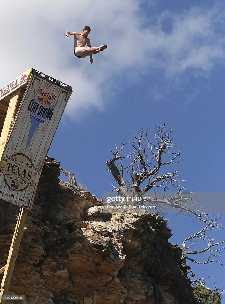 Red Bull Cliff Diving World Series of 2014 : News Photo