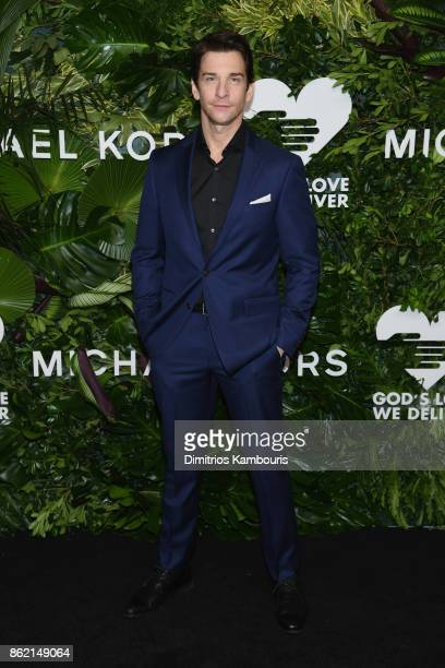 Andy Karl attends the 11th Annual Golden Heart Awards benefiting God's Love We Deliver on October 16 2017 in New York City