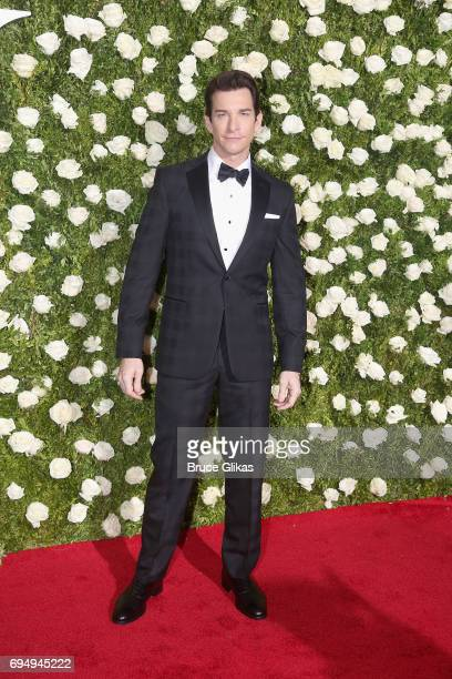Andy Karl attends the 71st Annual Tony Awards at Radio City Music Hall on June 11 2017 in New York City