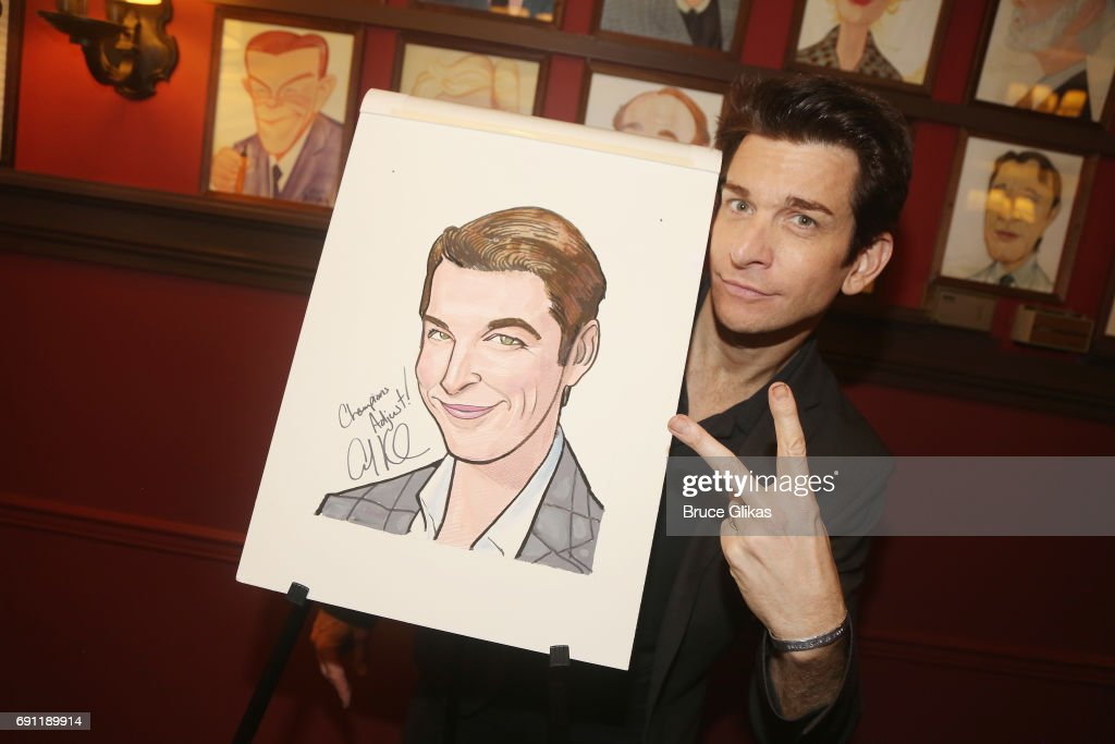 Andy Karl Sardi's Portrait Unveiling : News Photo