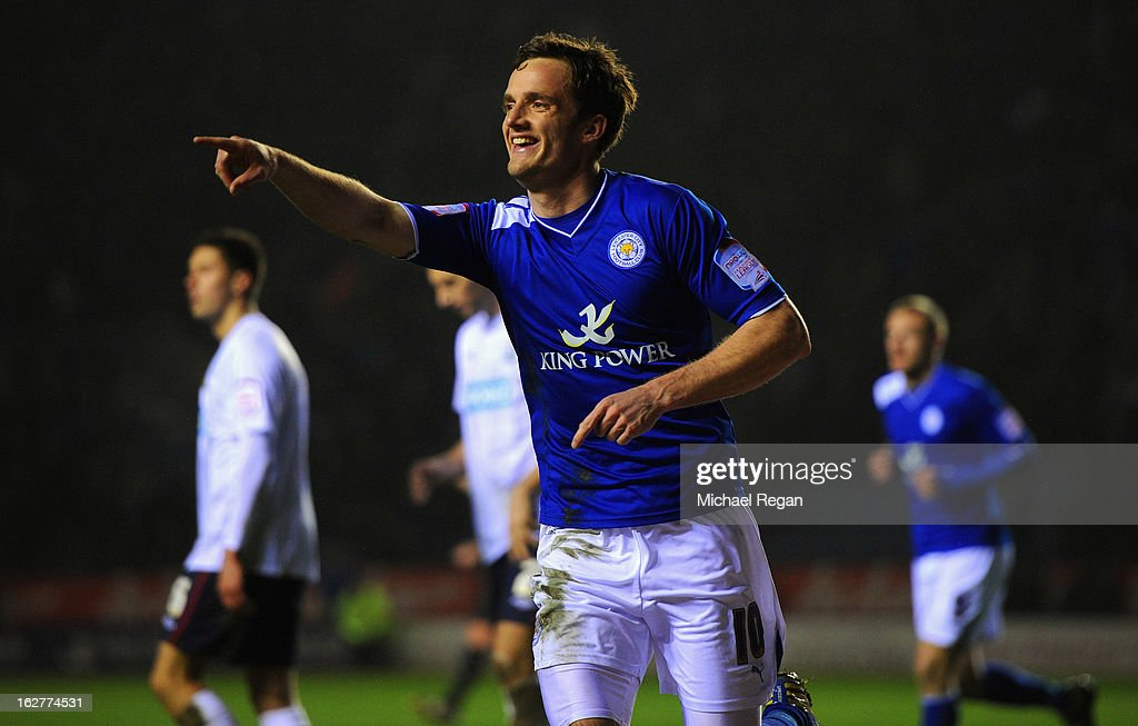 Leicester City v Blackburn Rovers - npower Championship