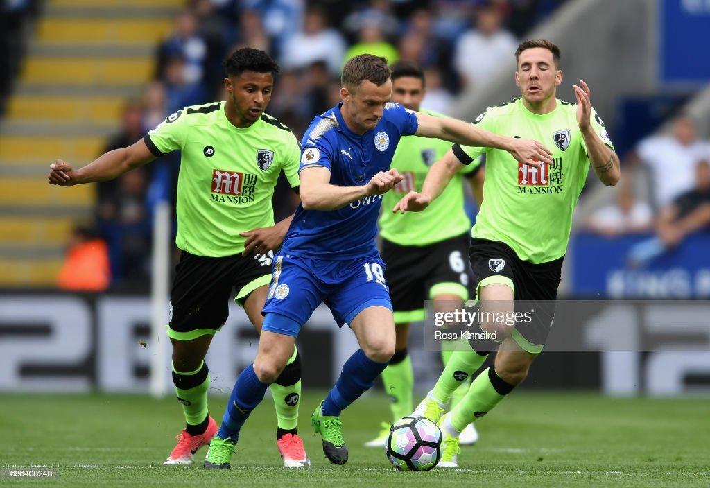 Leicester City v AFC Bournemouth - Premier League : News Photo