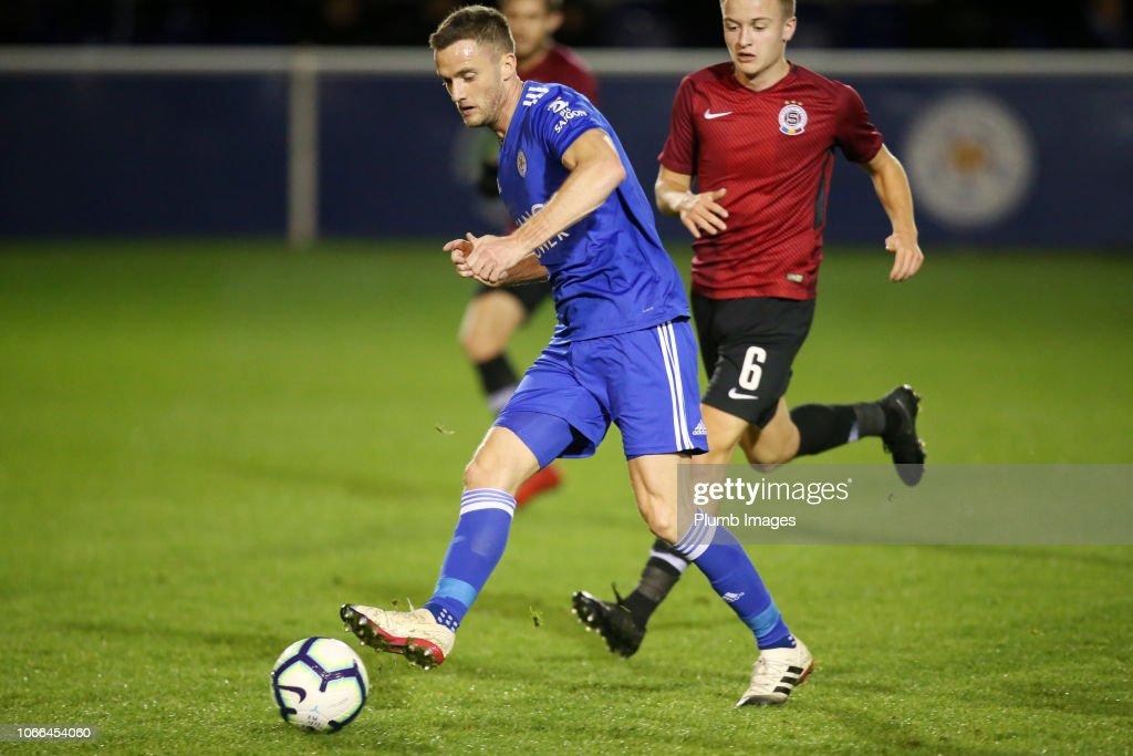 Leicester City U23 v Sparta Prague U23: Premier League International Cup : News Photo