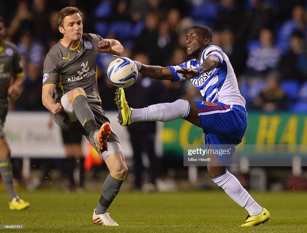 Reading v Leicester City - Sky Bet Championship : News Photo