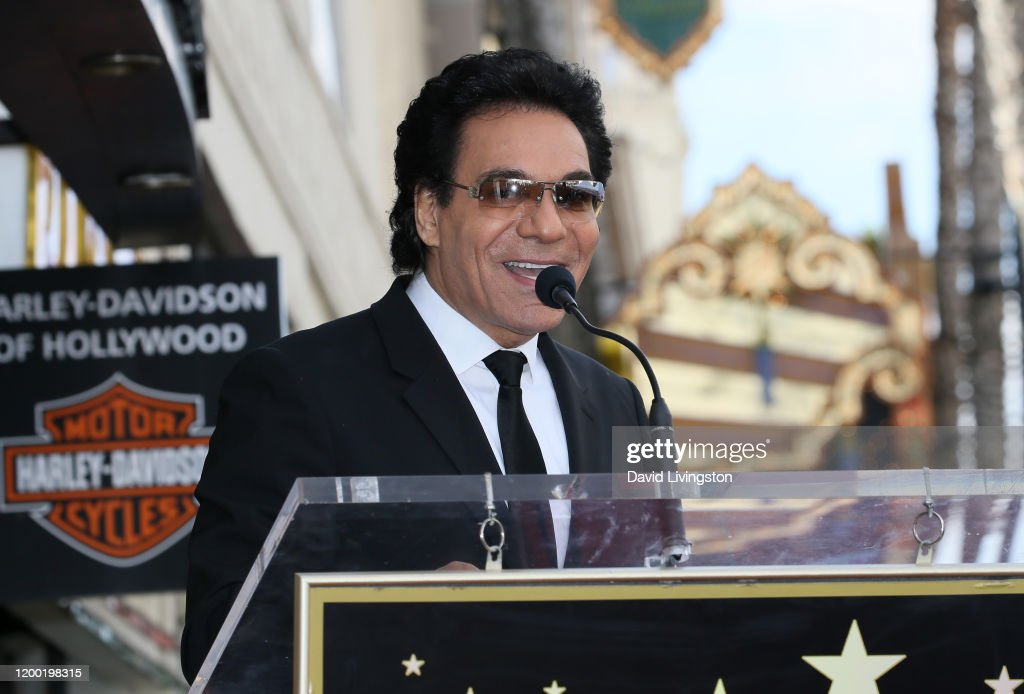 Andy Madadian Honored With A Star On The Hollywood Walk Of Fame : News Photo